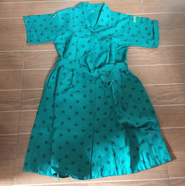 Girls Scout Dress