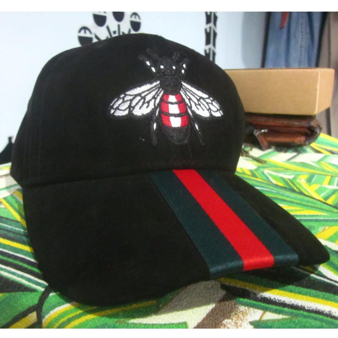 Gucci Bee Cap cfafca7af8a