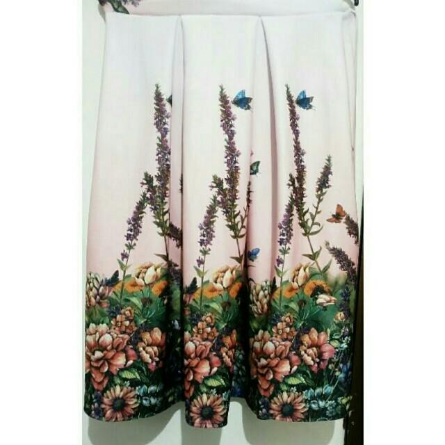 Gucci Inspired Skirt