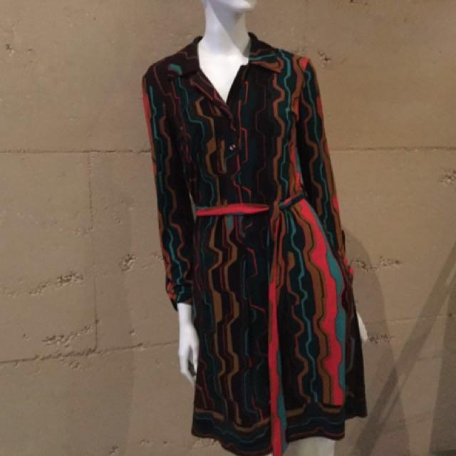 Hale Bob Shirt Dress