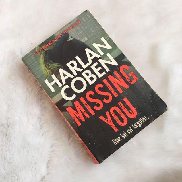 Harlan Coben book ♥️