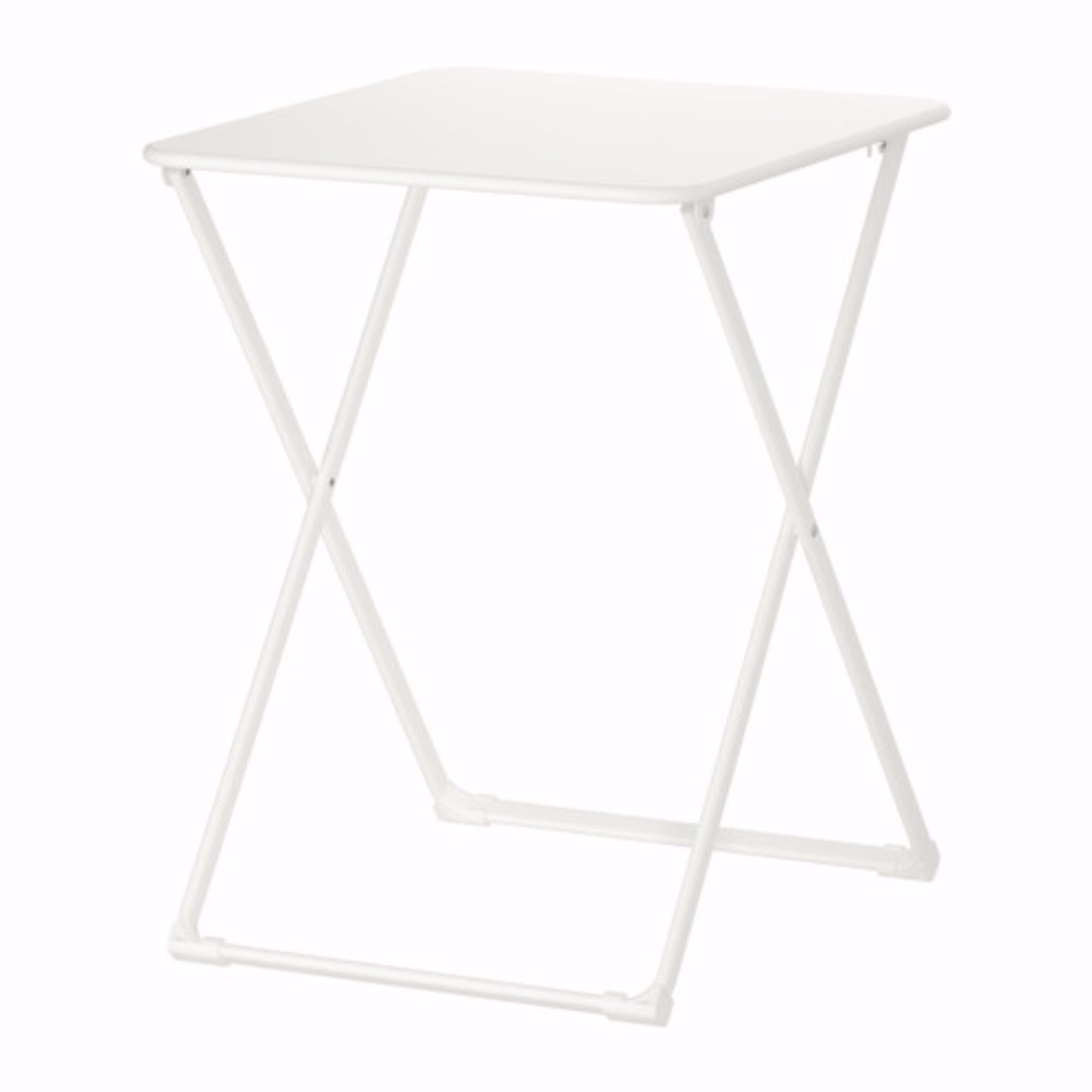 Haro Folding Table Ikea White Furniture Tables Chairs On Carousell