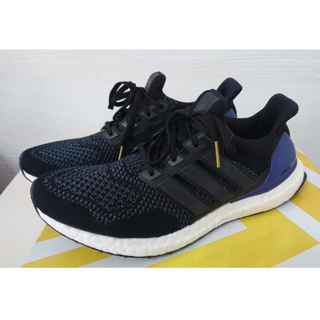 reputable site b1c9d 3e7fb ... Heat Adidas Ultra Boost 1.0 OG Purple, Mens Fashion, Footwea ...