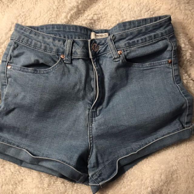 High Waisted Shorts ⭐️