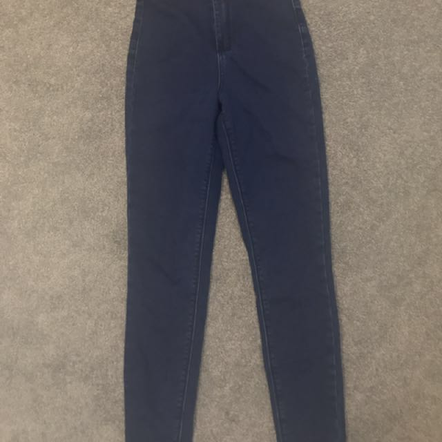 High Wasted Jeans size 8