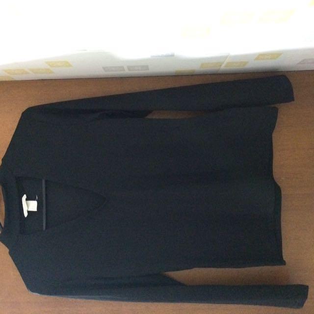 H&M Long Sleeve Black