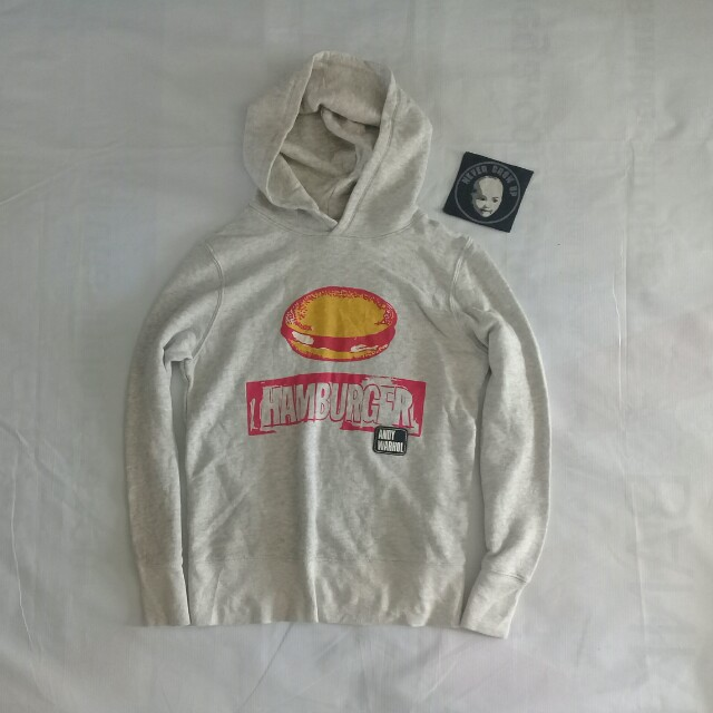 Hoody Andy Warhool x Uniqlo