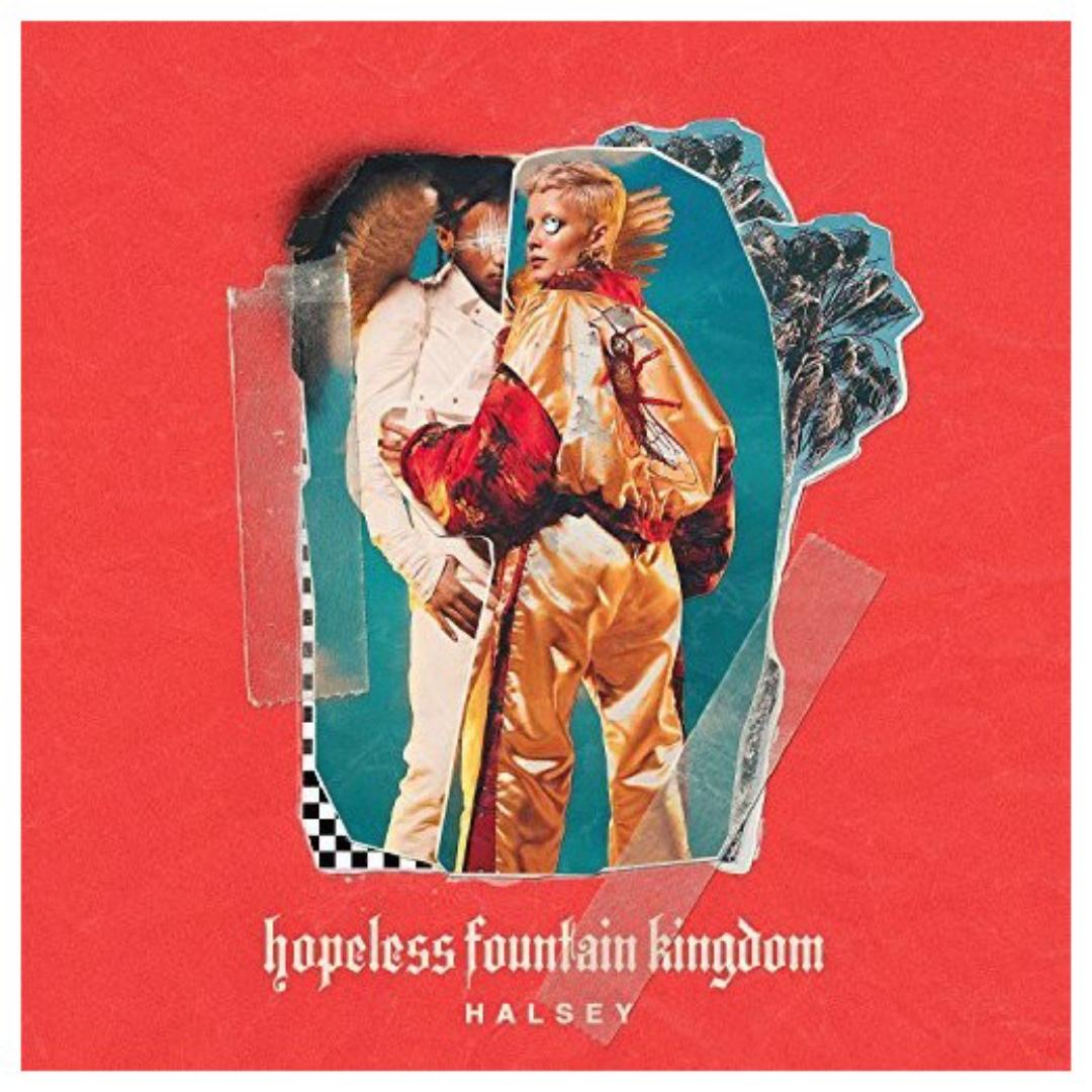hopeless fountain kingdom (2017) (Vinyl) - Halsey