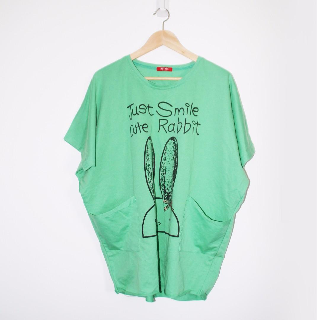 HSTYLE Bunny Tshirt  Size AU10
