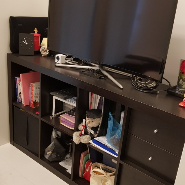 Ikea Kallax shelf/ cabinet