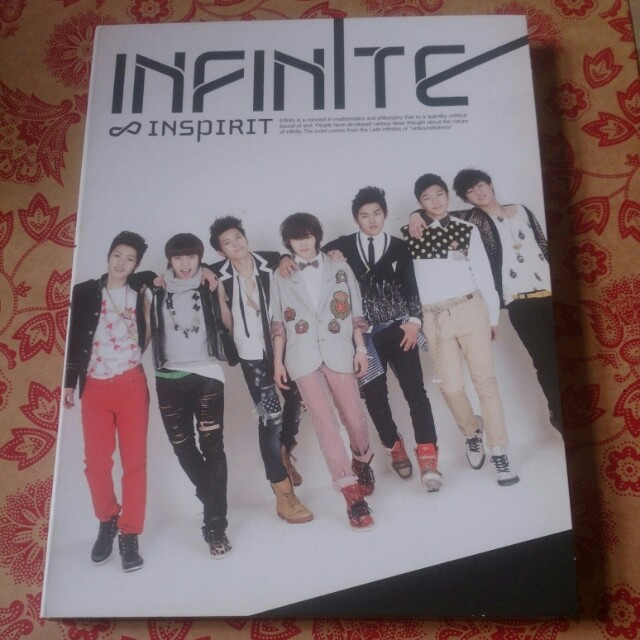 Infinite - Inspirit