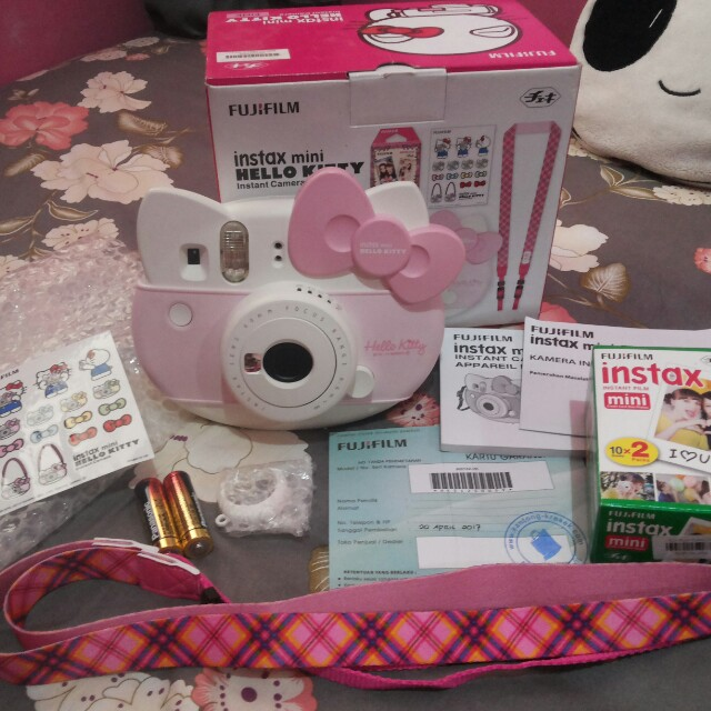 Instax fujifilm hello kitty