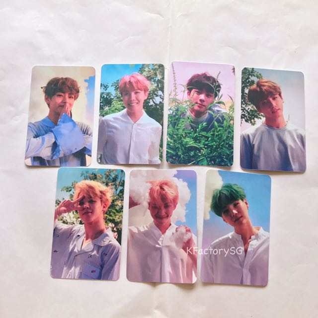 instock bts love yourself her version o photocard  inspired 1508071926 4463594b