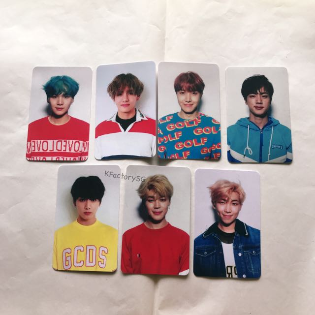 instock bts love yourself her version v photocard  inspired  1508071974 5db26e5a