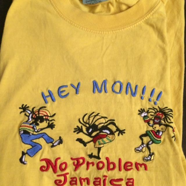 Jamaica vintage t-shirt