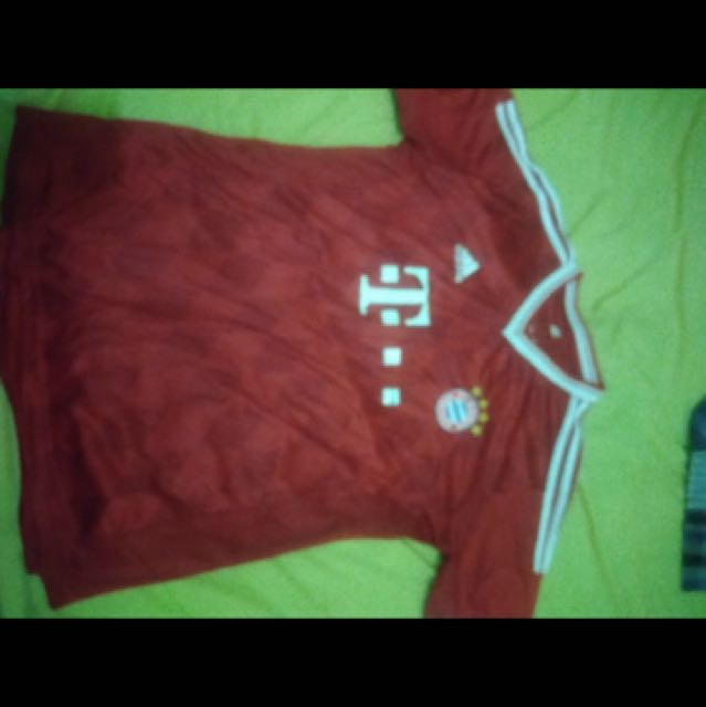 Jersey Bayern Munchen
