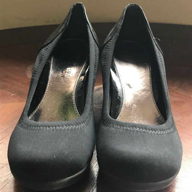 Kenneth Cole wedge shoes