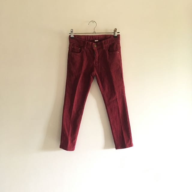 Kids Corduroy Pants (6-7 y/o)