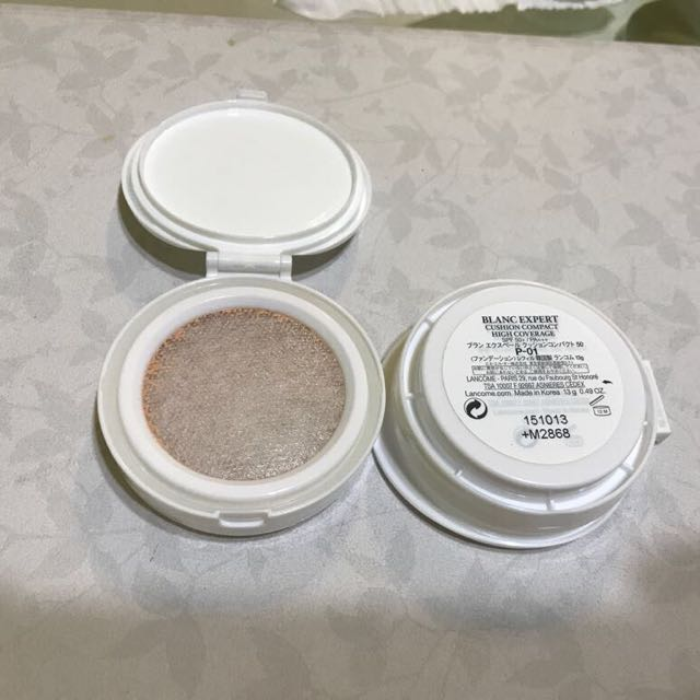 Lancome Blanc Expert Cushion Compact High Coverage P 01