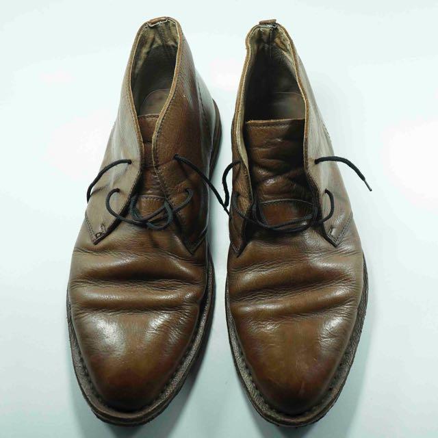 Leather boots dessert USA Original 42-43