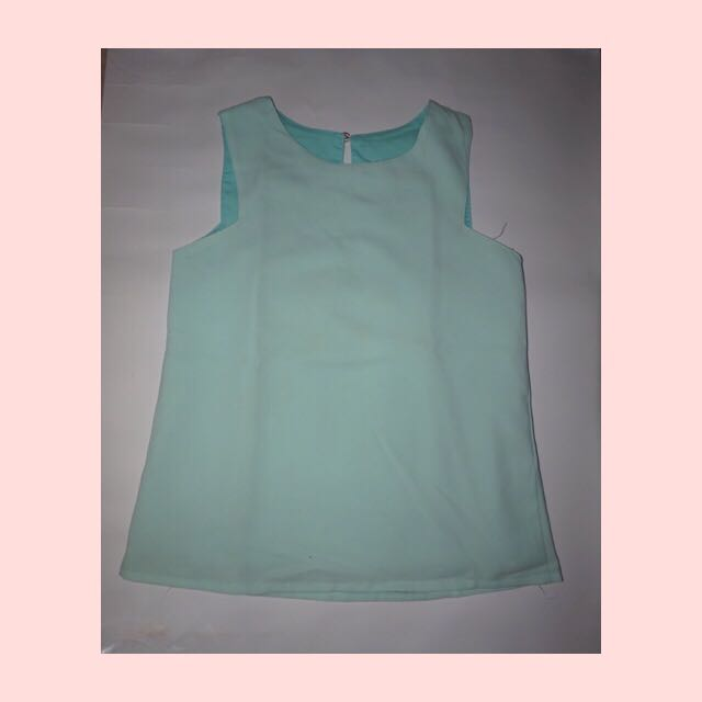 Lookboutiquestore Mint Top