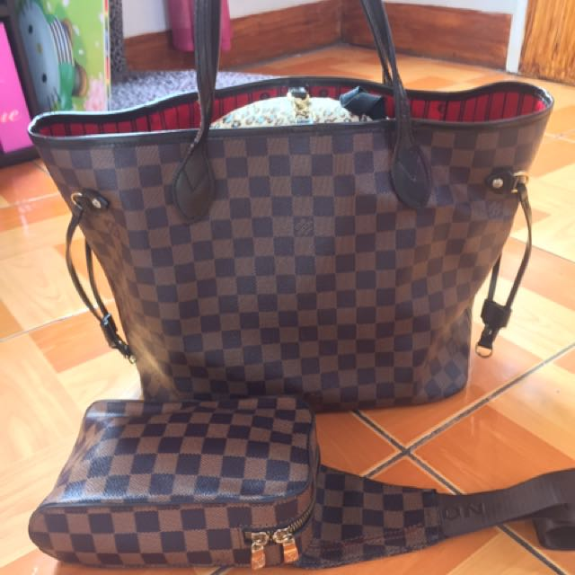 Louis Vuitton slightly used Class A