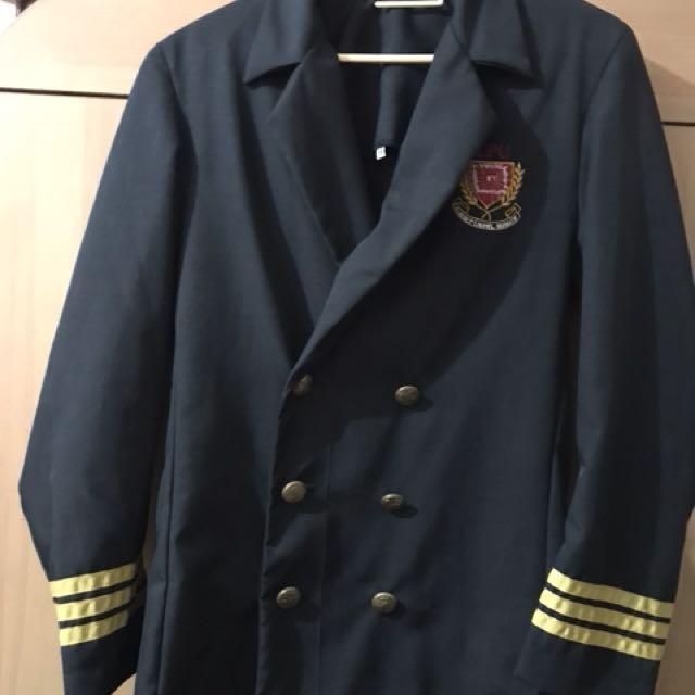 Lyceum cruiseline coat
