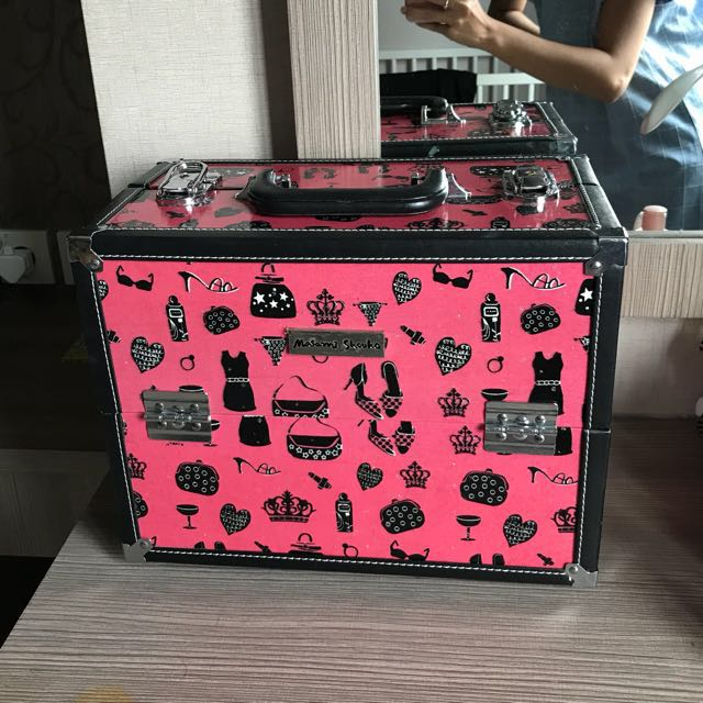 Masami Shouko Makeup Case (Koper Makeup)