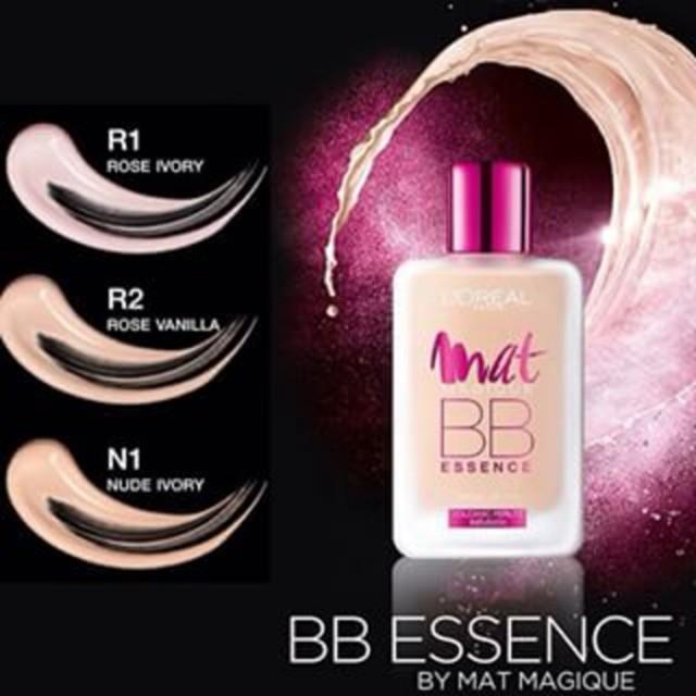 Mat bb essence loreal