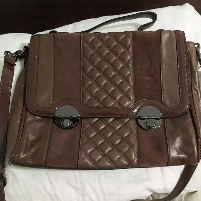 Mimco Side Satchel Bag