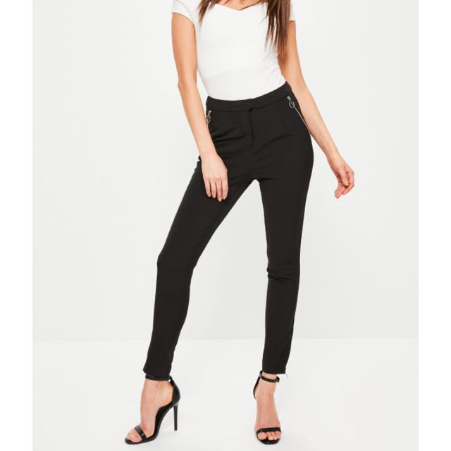 Missguided Black Pants