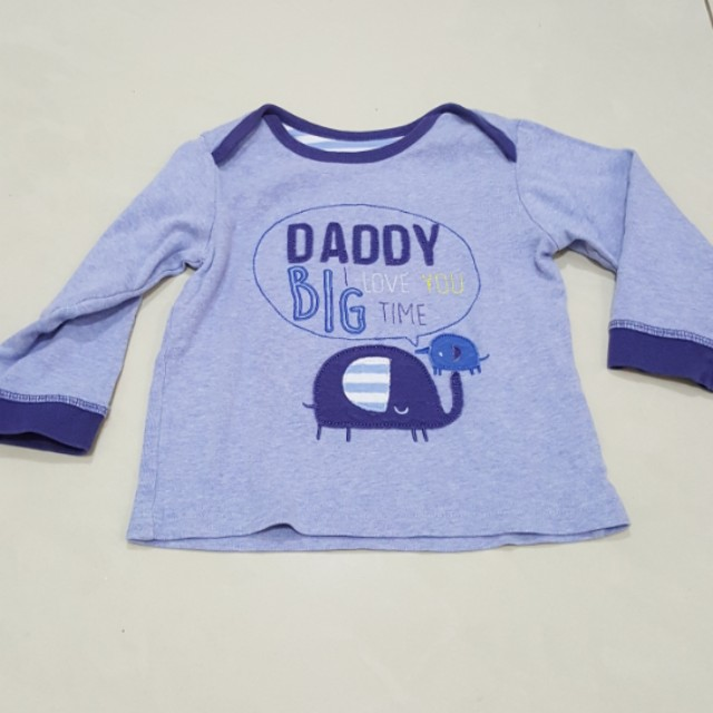 Mothercare sleep shirt