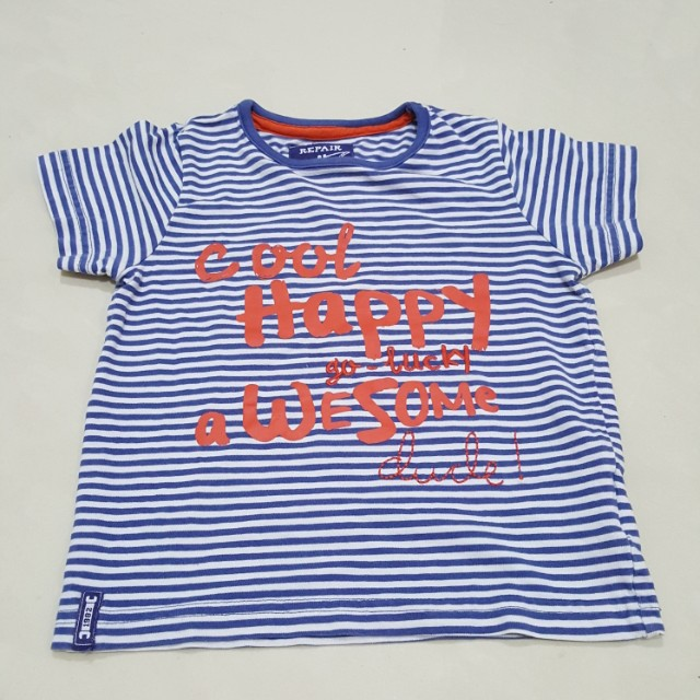 Mothercare stripe t-shirt