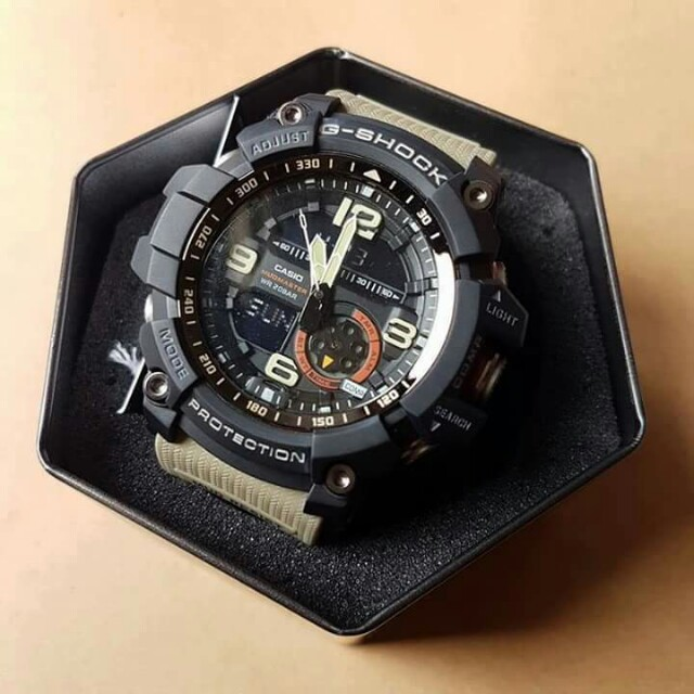 MudMaster G-Shock ( Japan Original Equipment Manufacturer)