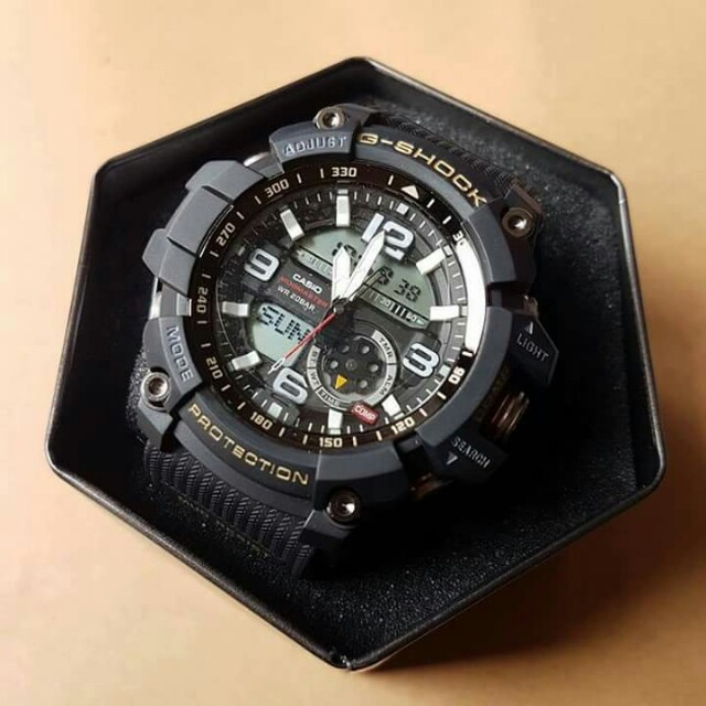 MudMaster G-Shock (JAPAN ORIGINAL EQUIPMENT MANUFACTURER)