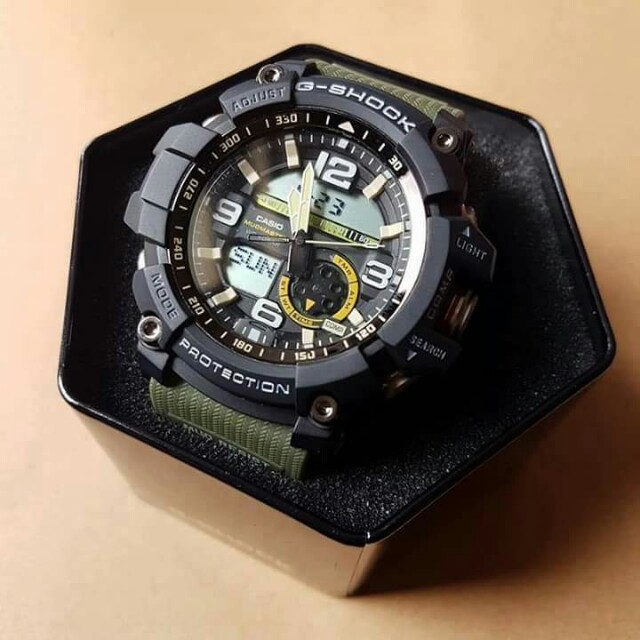 MudMaster G-Shock( Japan Original Equipment manufacturer)