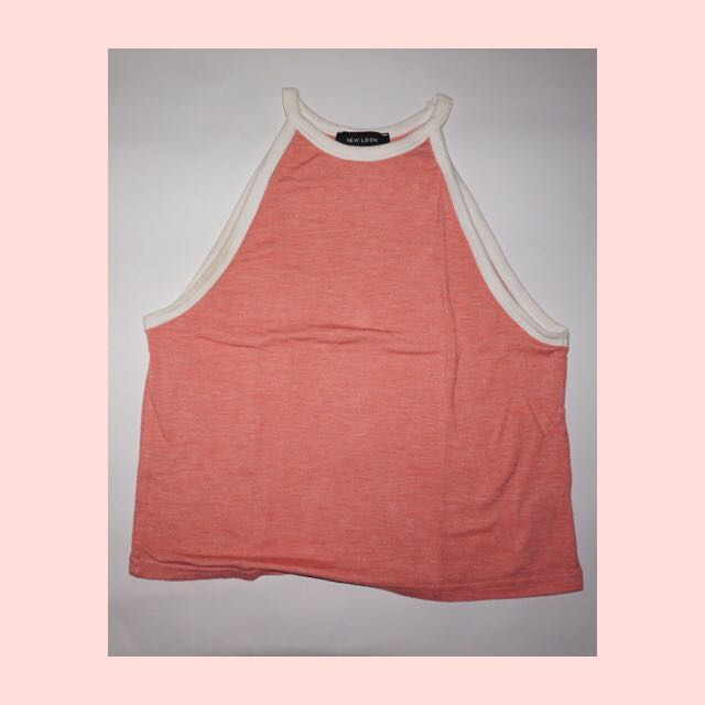 New Look Pink Tank Top