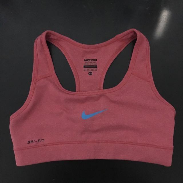 Nike Crop Bra XS