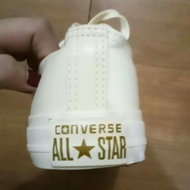 Nude Converse