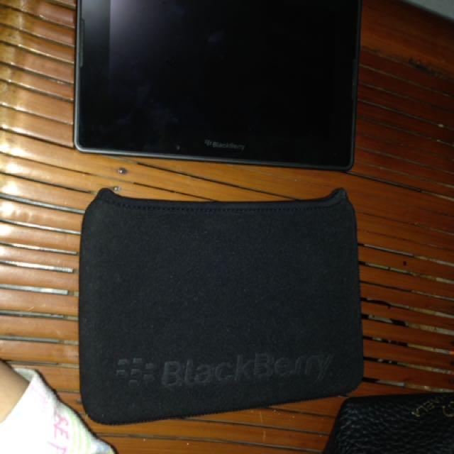 Original blackberry tablet