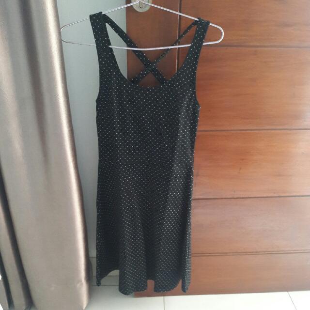 Polkadot HnM Dress