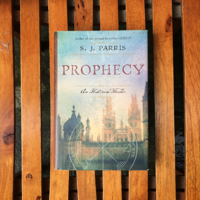 Prophecy HB - S.J Parris