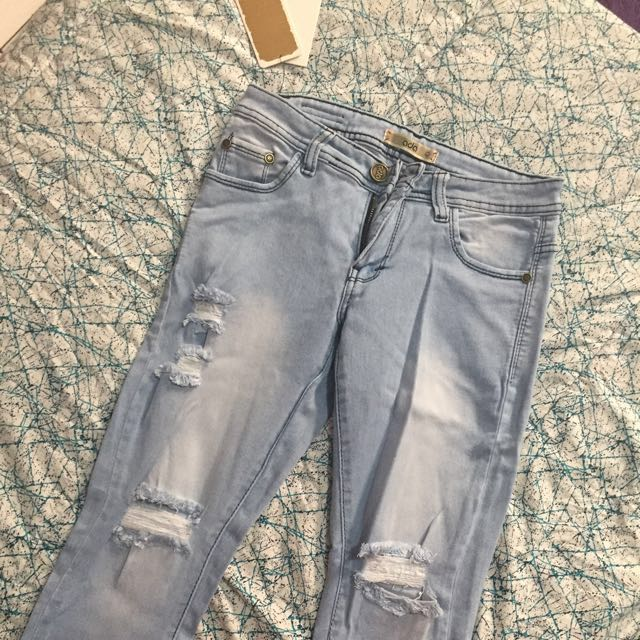 REPRICE!! Ripped Jeans