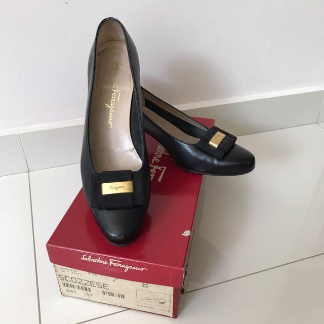ab27b20f1fb Salvatore Ferragamo Shoes