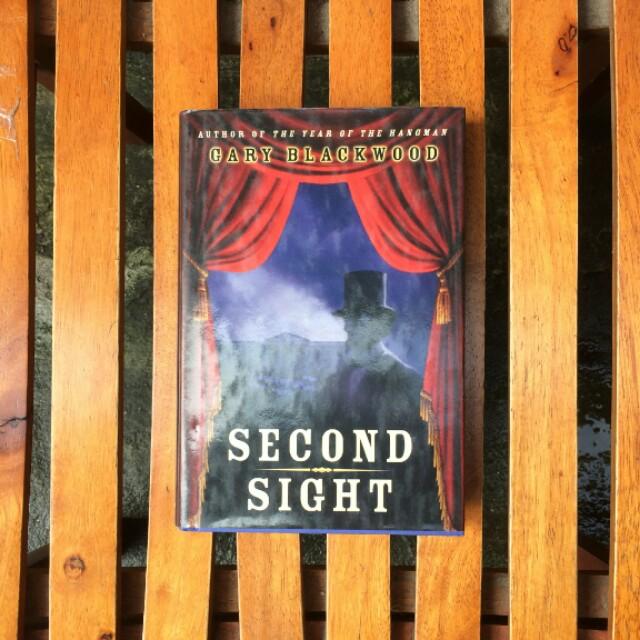 Second Sight HB - Gary Blackwood