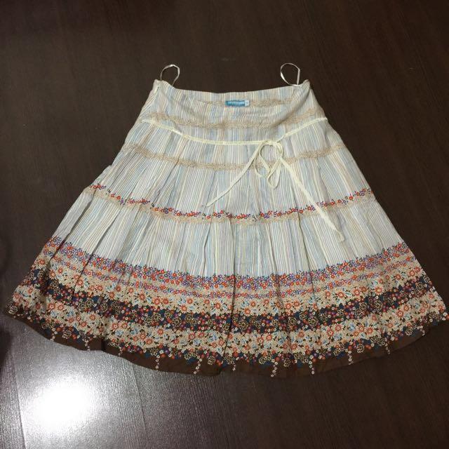 Seventeen by Cinderella Skirt (M)