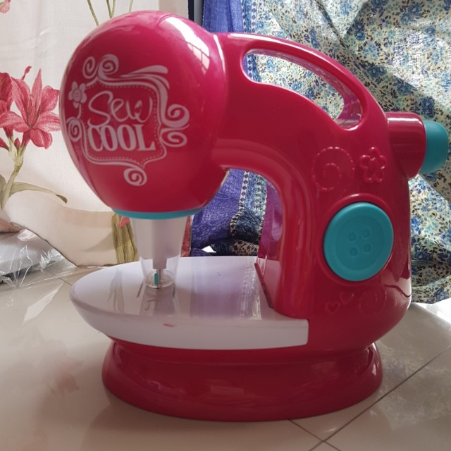Sewl Cool Machine