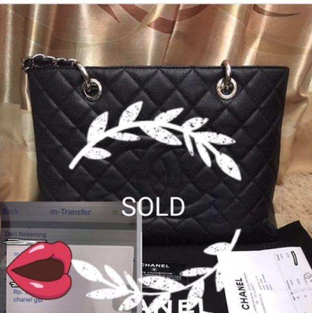 Sold item