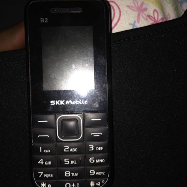 Spare phone