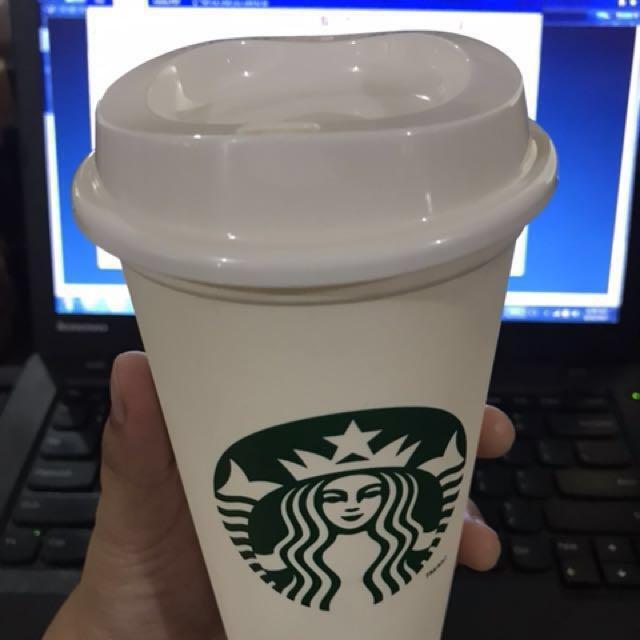 Starbucks Reusable Tumbler